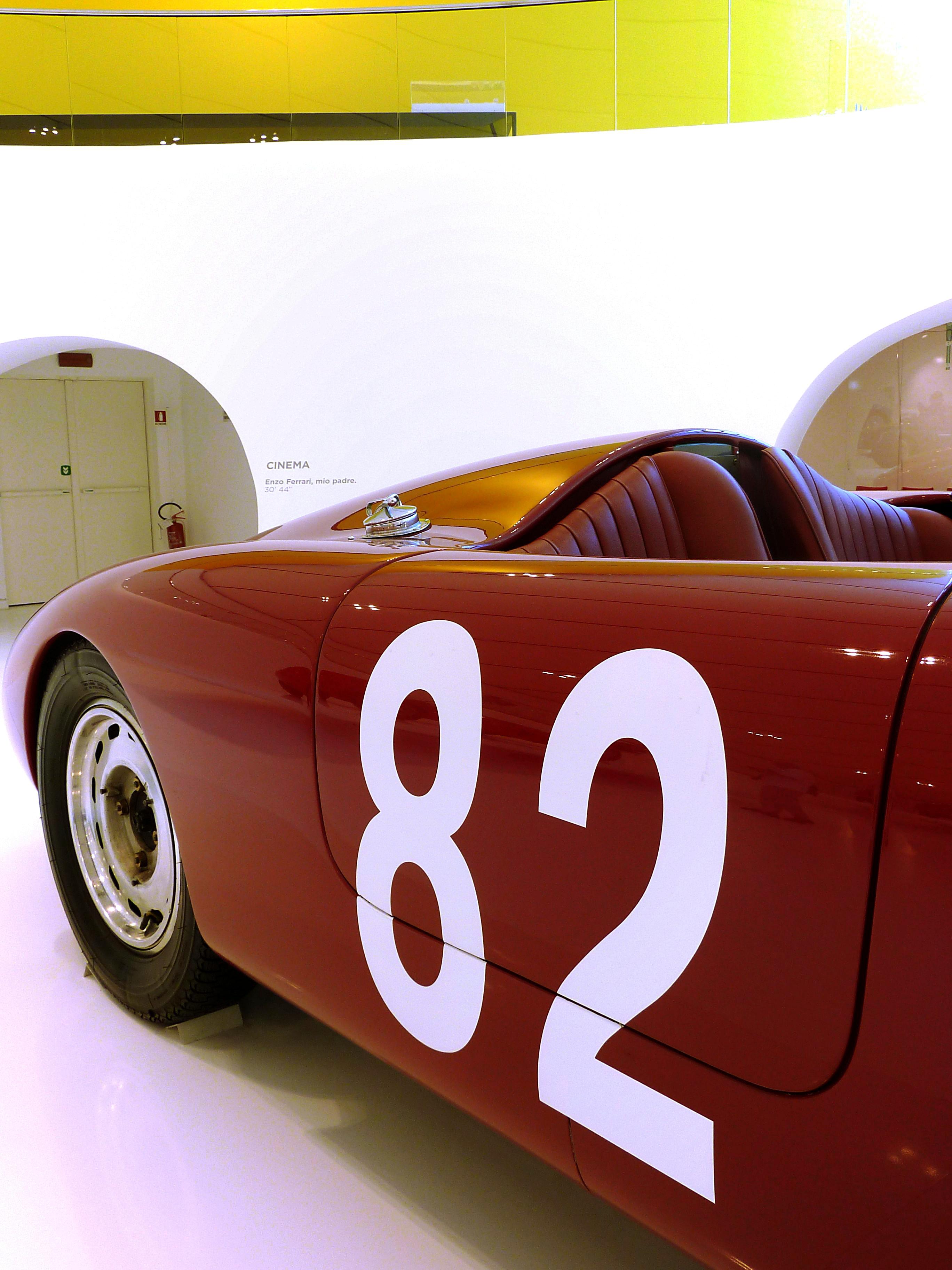 1943 Stanguellini 1100 Barchetta Alla d' Oro  (2)