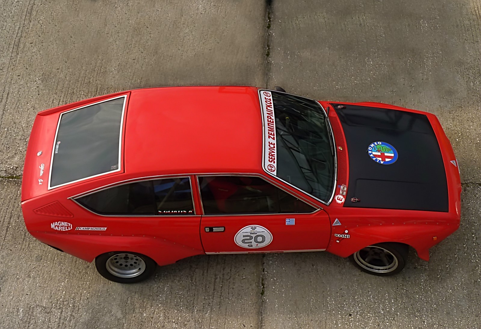 1974 Alfa Romeo Alfetta GT 1800 Group 2 (26)