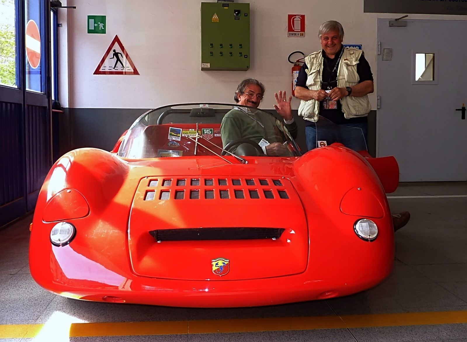 1966-71 Abarth 1000 SP (19)