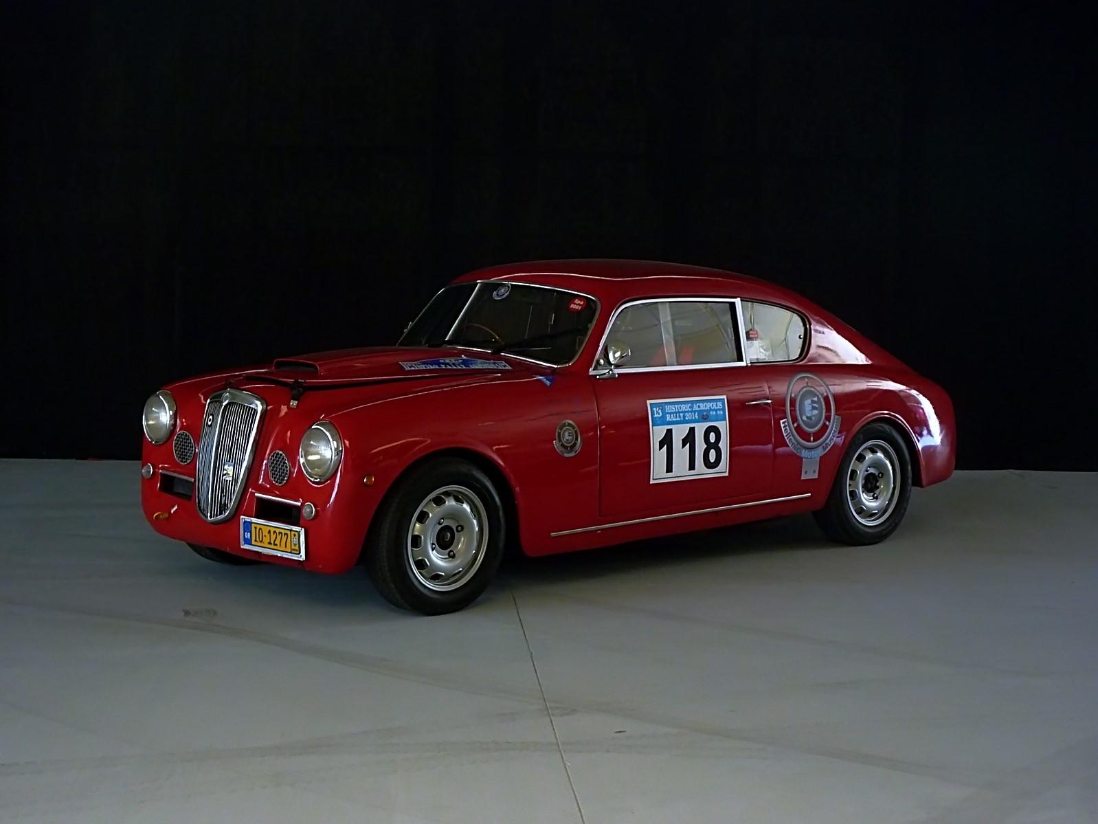 1953 Lancia Aurelia B24 ex L (7)