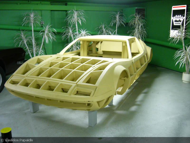 Monteverdi Hai body model