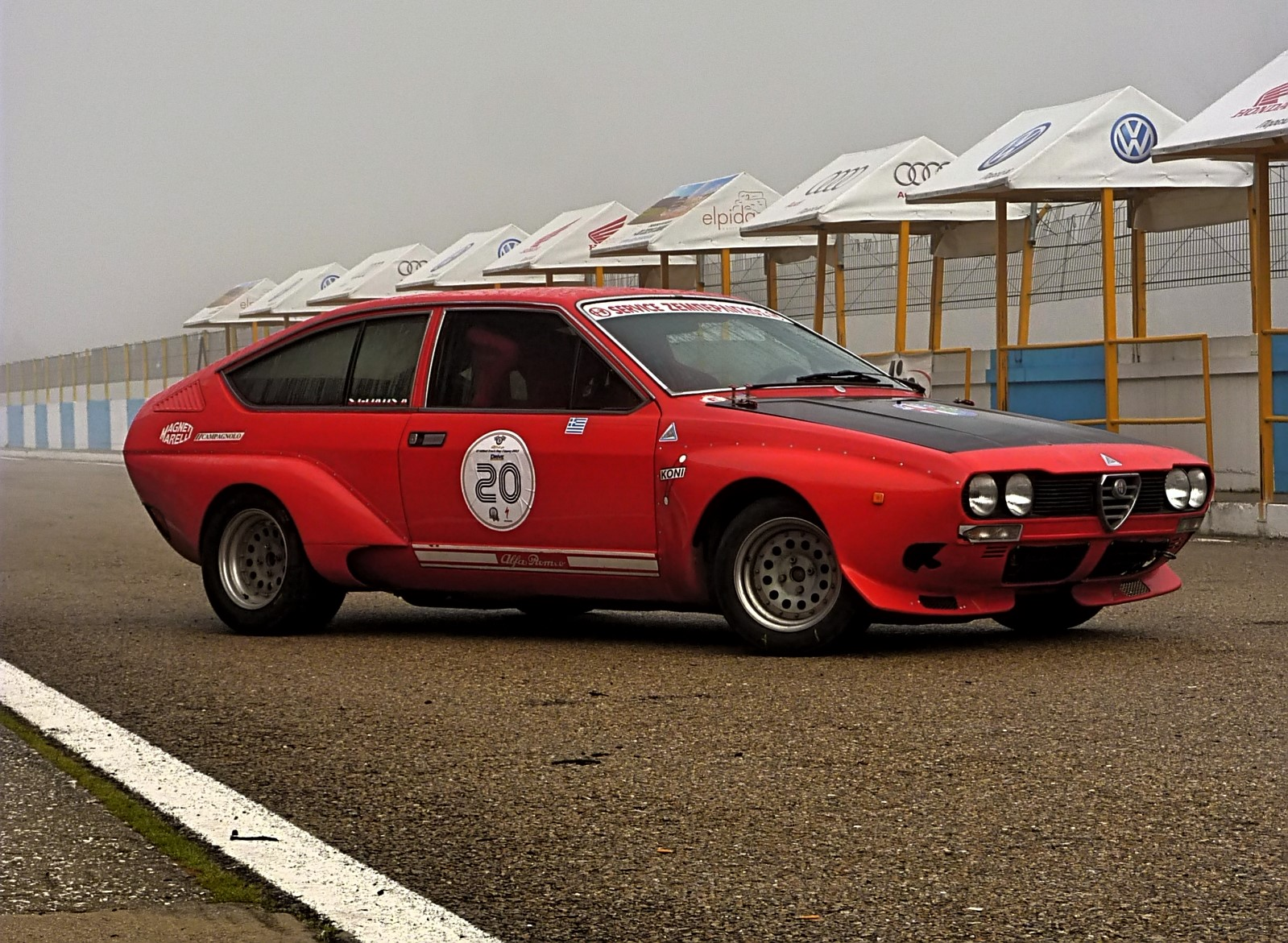 1974 Alfa Romeo Alfetta GT 1800 Group 2 (38)