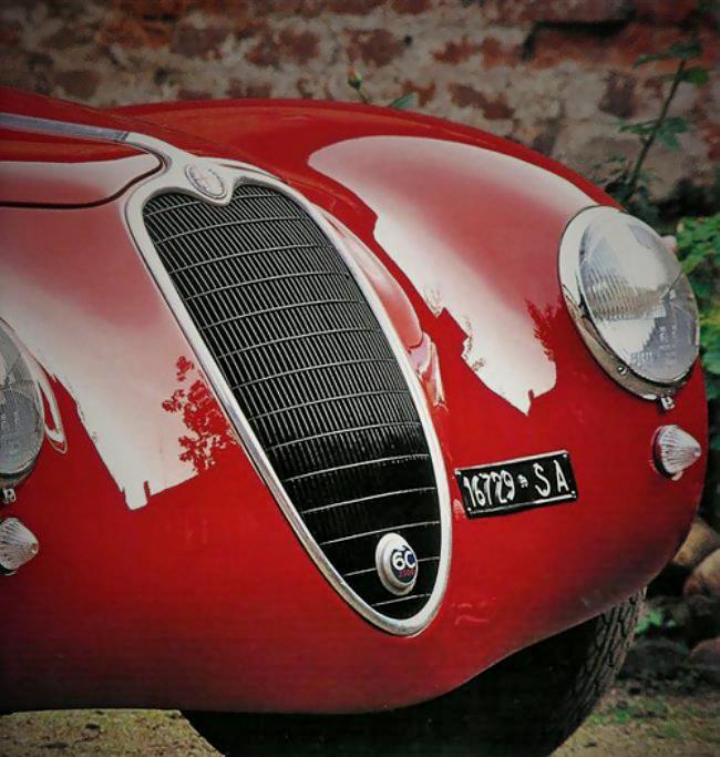 1940 Alfa Romeo 6C 2500 SS Torpedino Brescia (3)