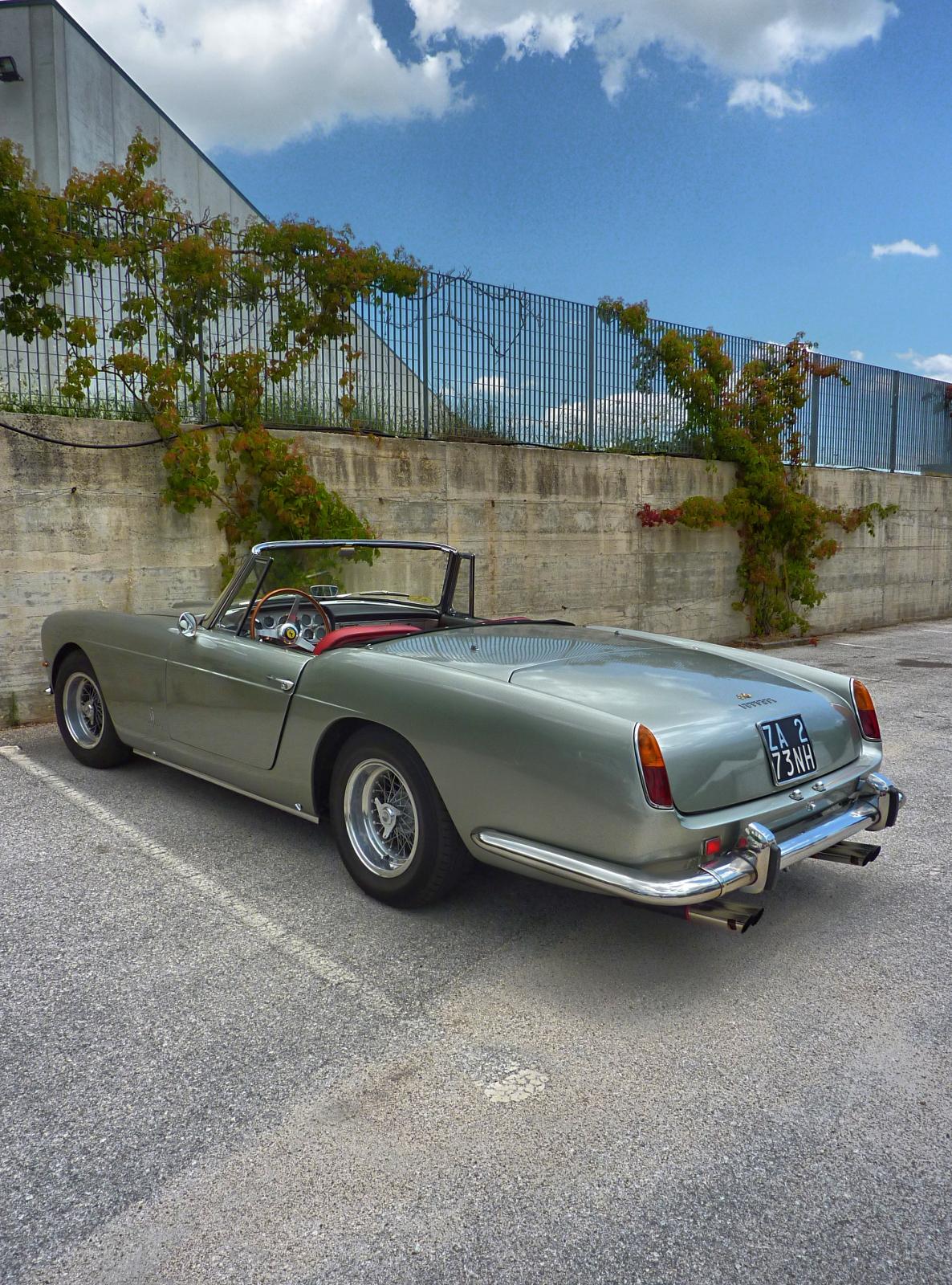 1960 Ferrari 250 GT Cabriolet series II  (6)