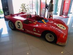 1971 Alfa Romeo T33-3 Spider  (19)