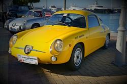 1959 FIAT ABARTH 750 GT RECORD MONZA