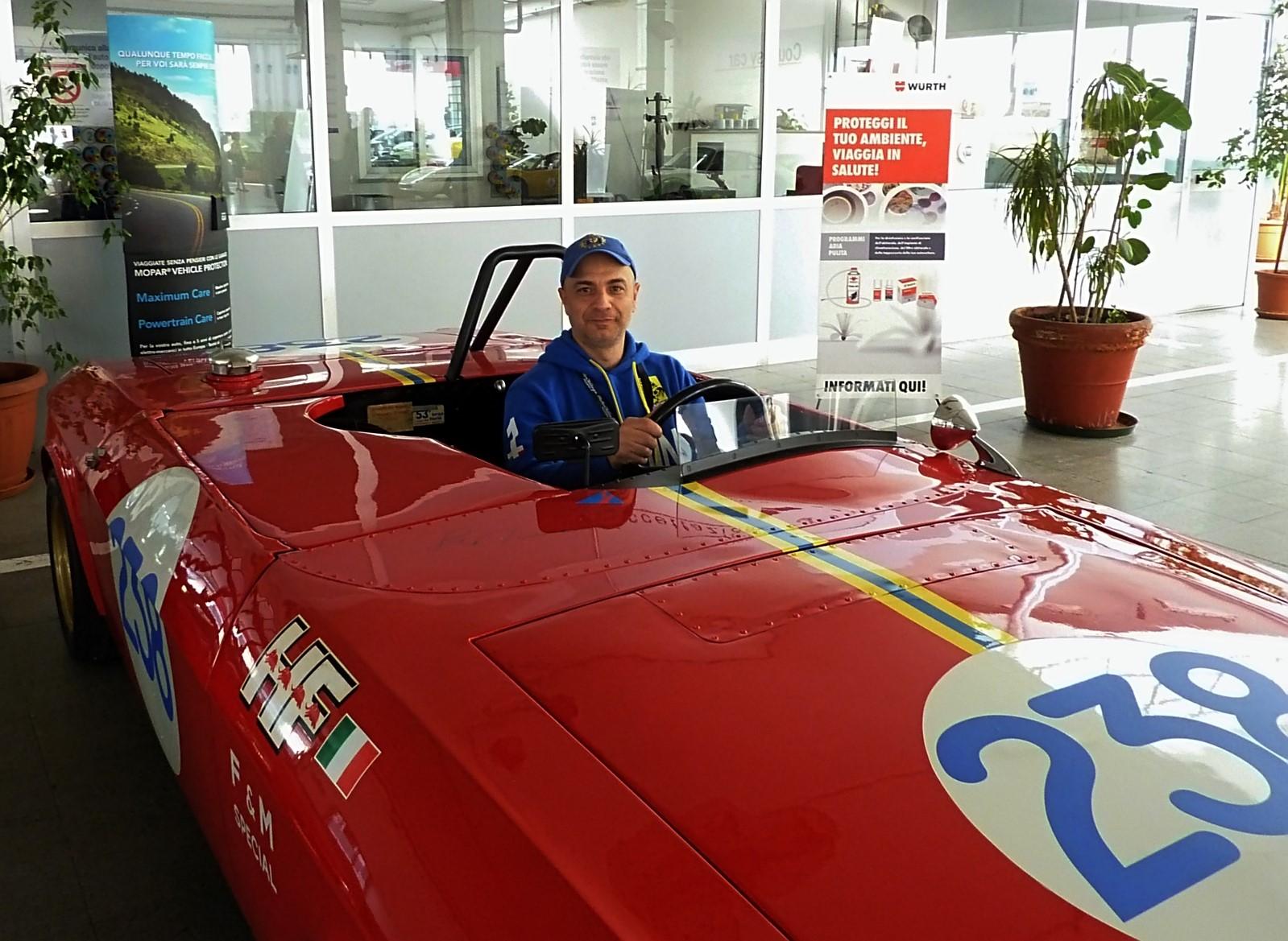 1969 Lancia Fulvia HF Barchetta F&M (Sandro  Munari) (14)