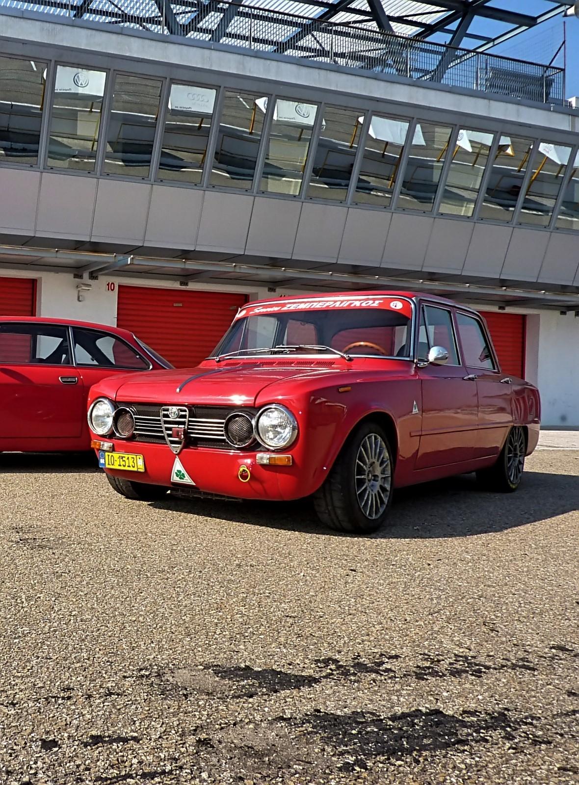 Alfa Romeo Giulia Super (3)