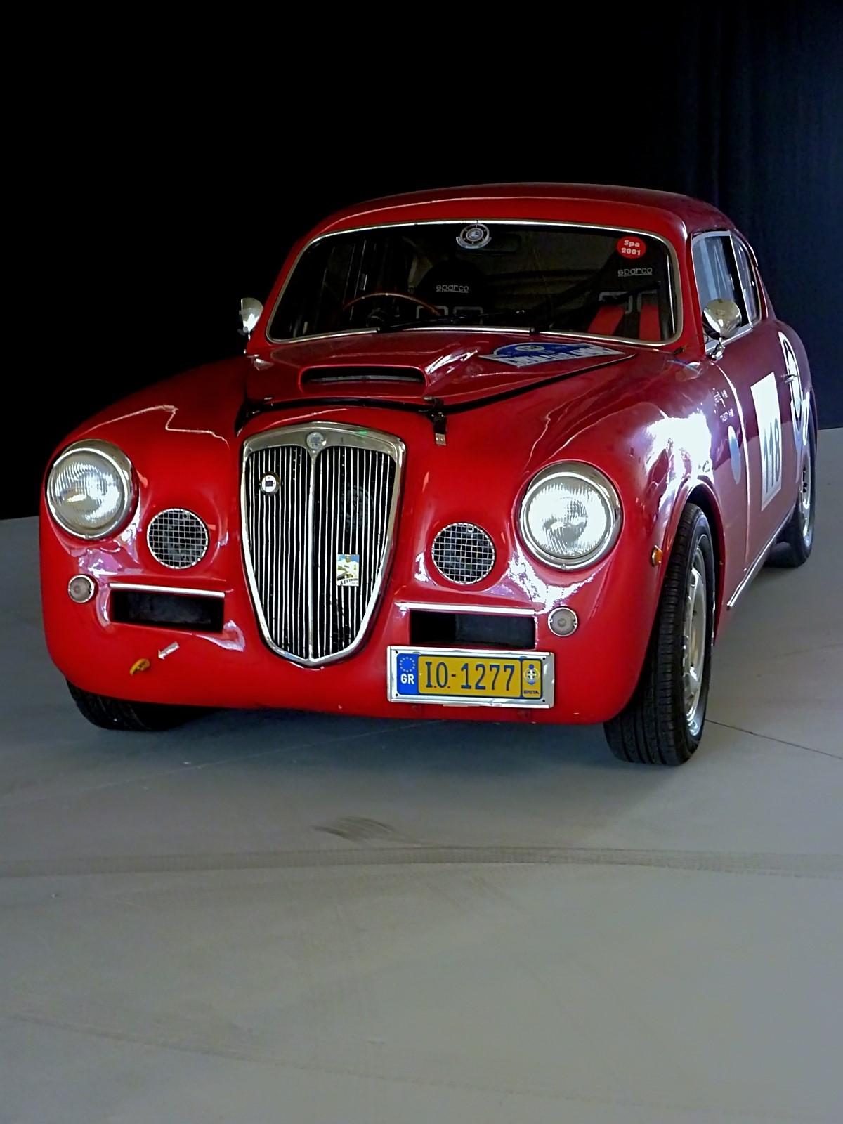 1953 Lancia Aurelia B24 ex L (6)