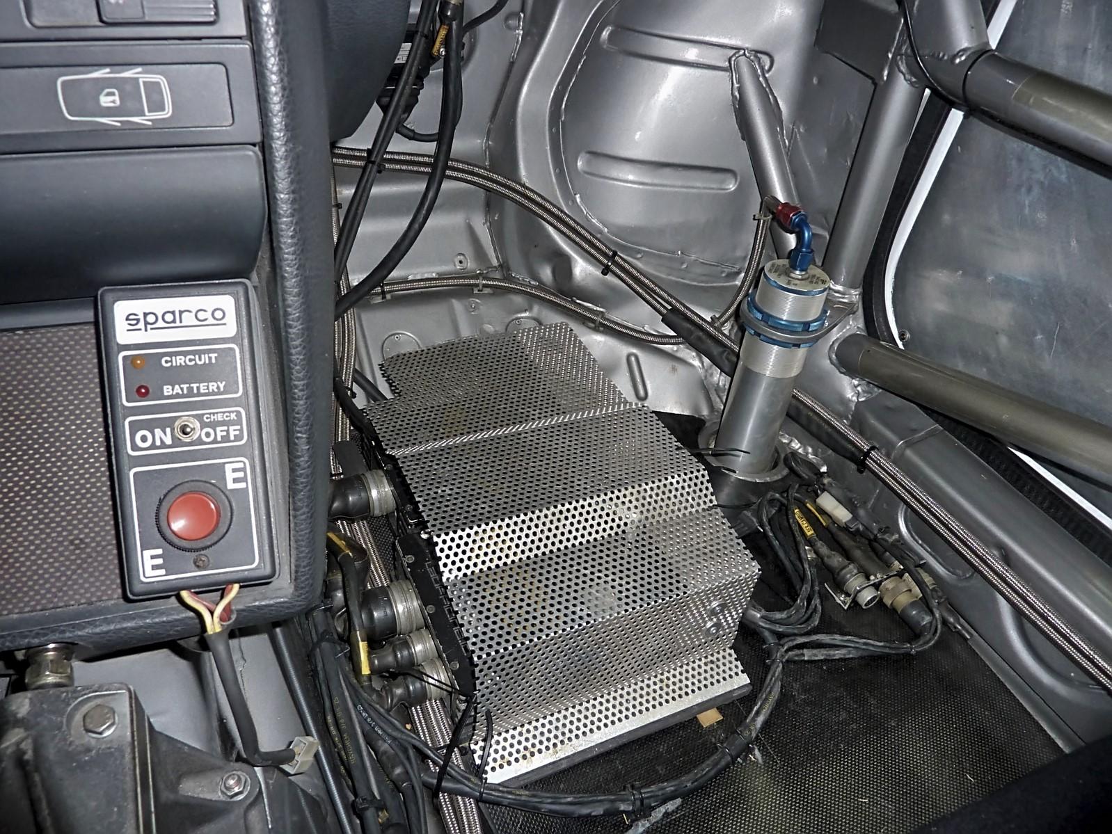 1992 Alfa Romeo 155 GTA S1 (70)