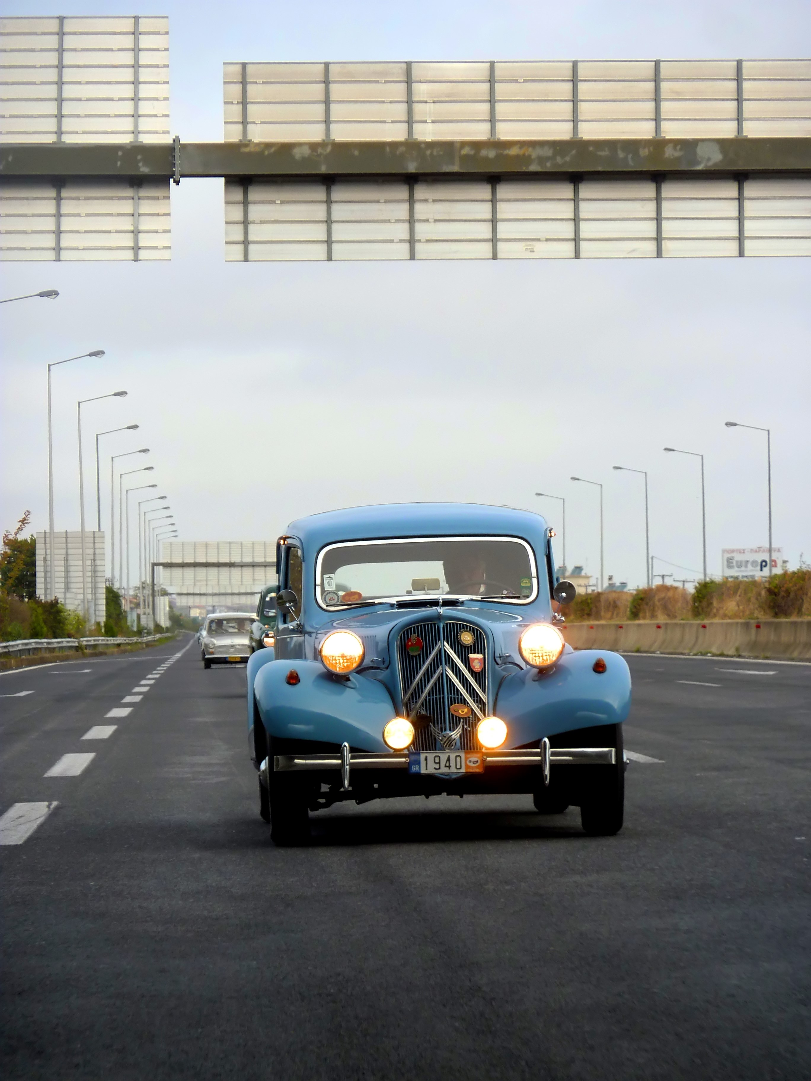 1954 Citroen Traction Avant 11BL  (23)