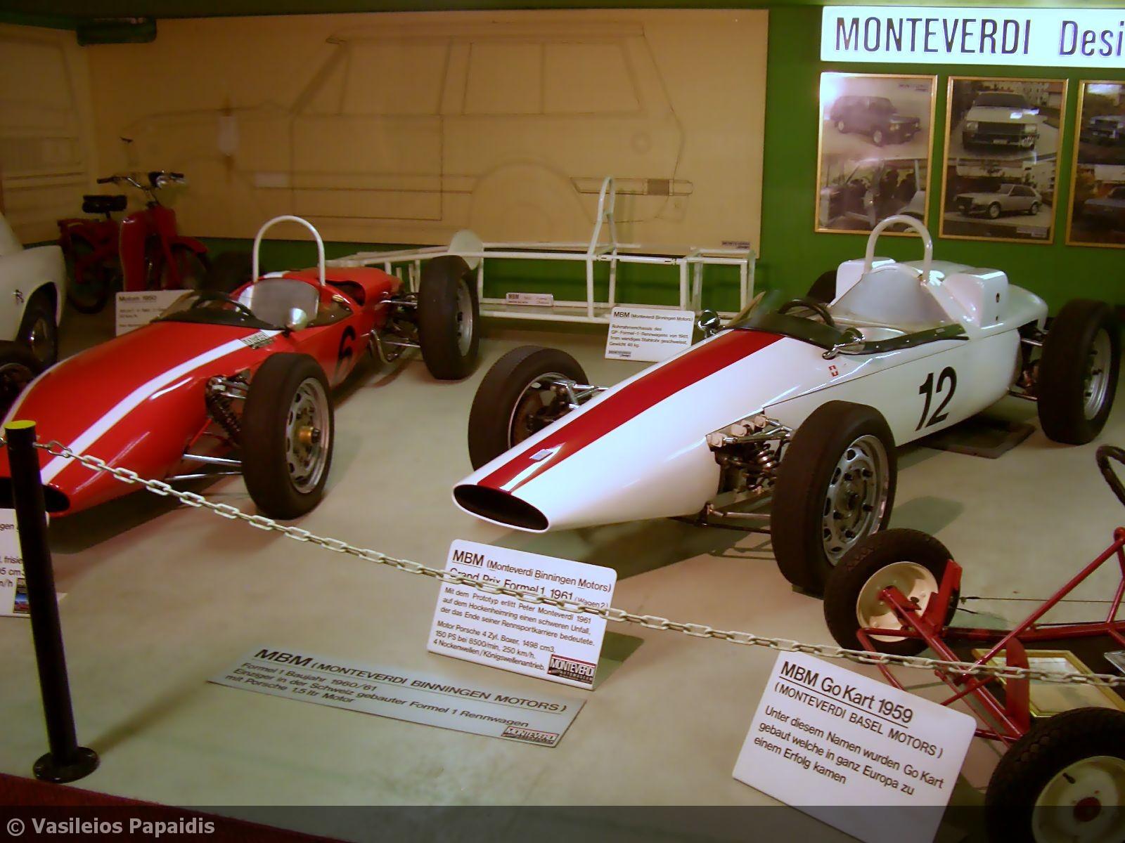 MBM Formel's