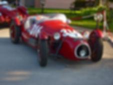 1950 Giannini 750 Siluro ex. L. Musso
