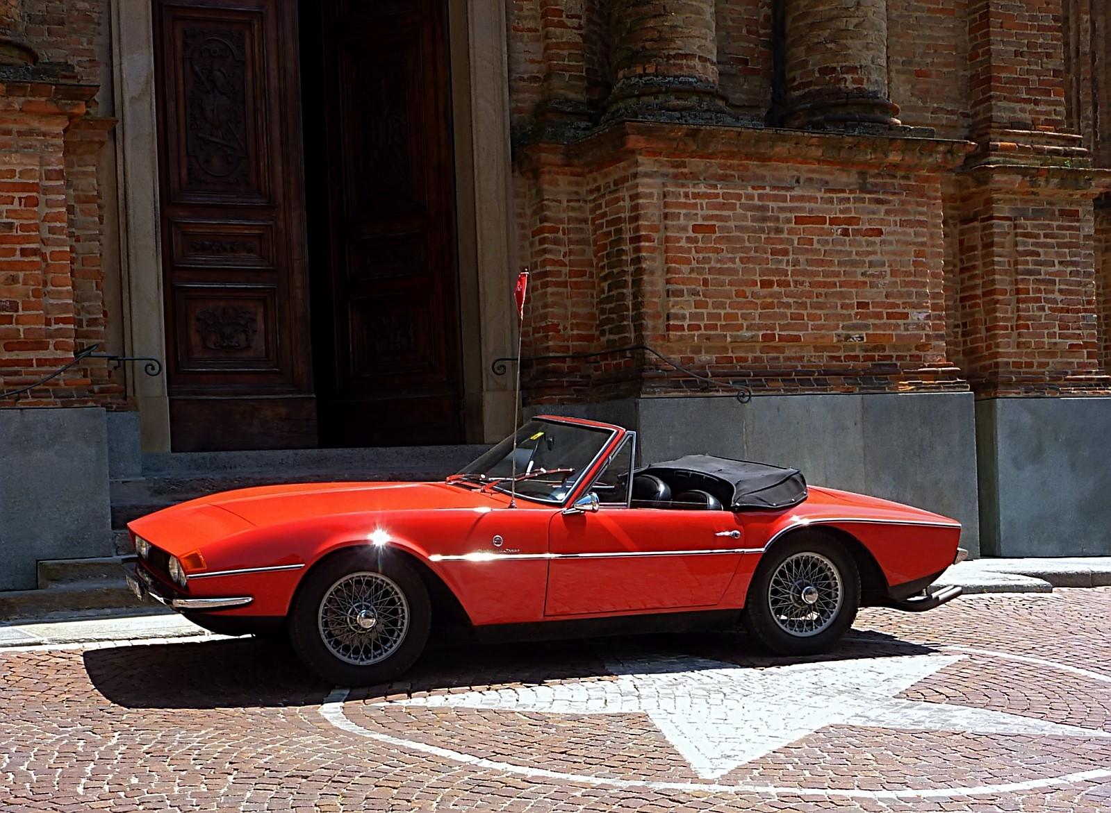 1968 Michelotti TR5 Ginevra Prototype (46)