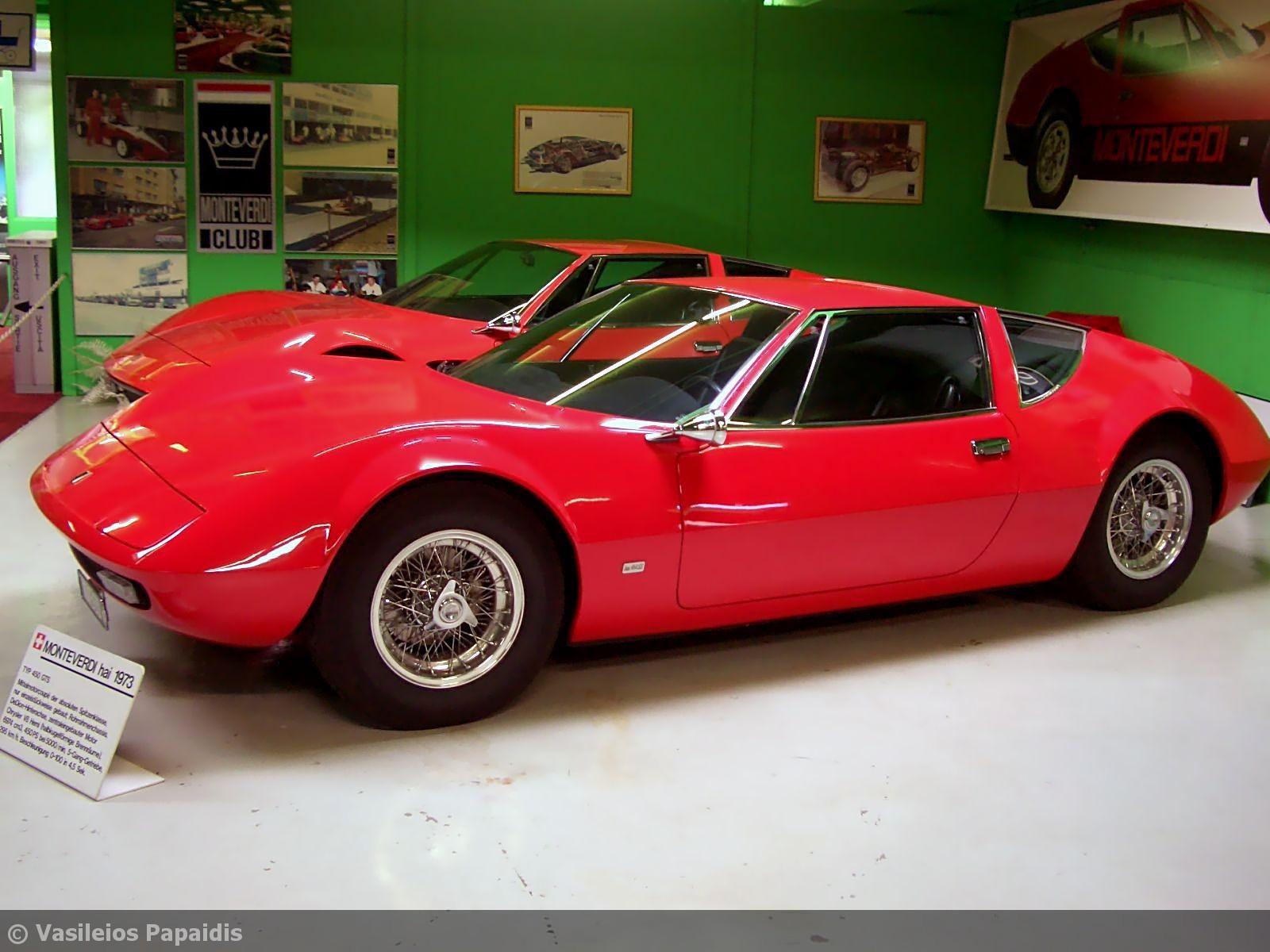 Monteverdi Hai 450SS 1970