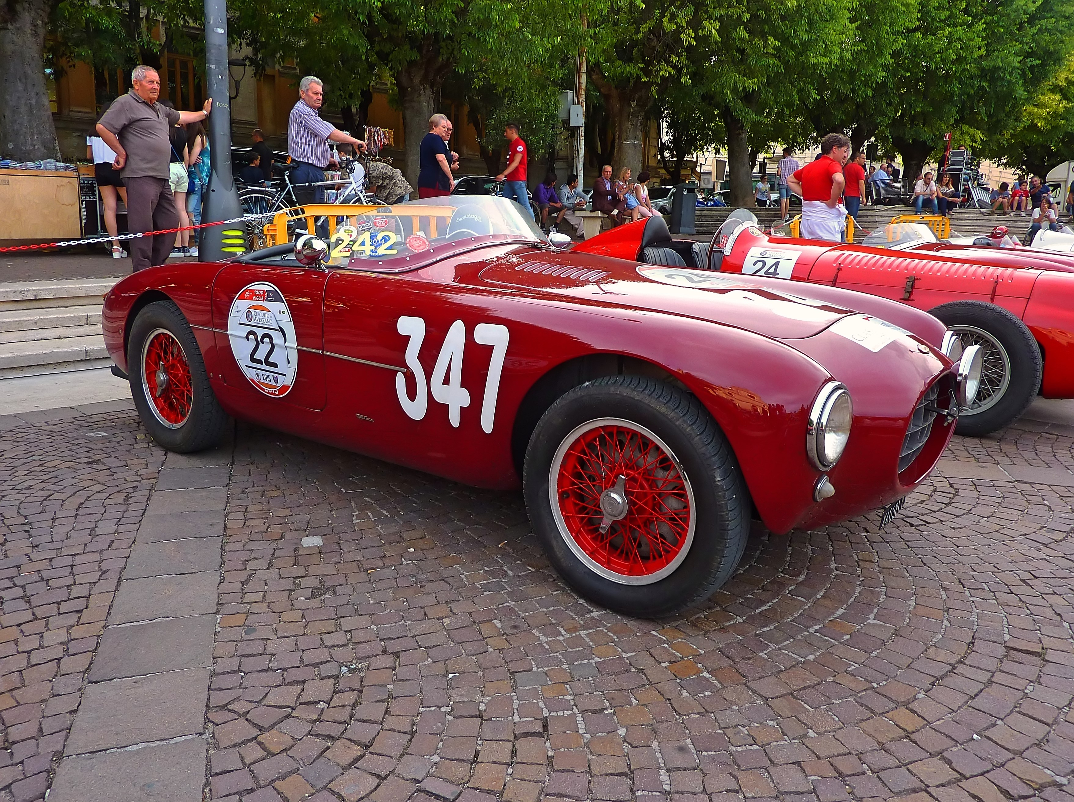 1952 Ermini 1100 Sport Internazionale by Motto (8)