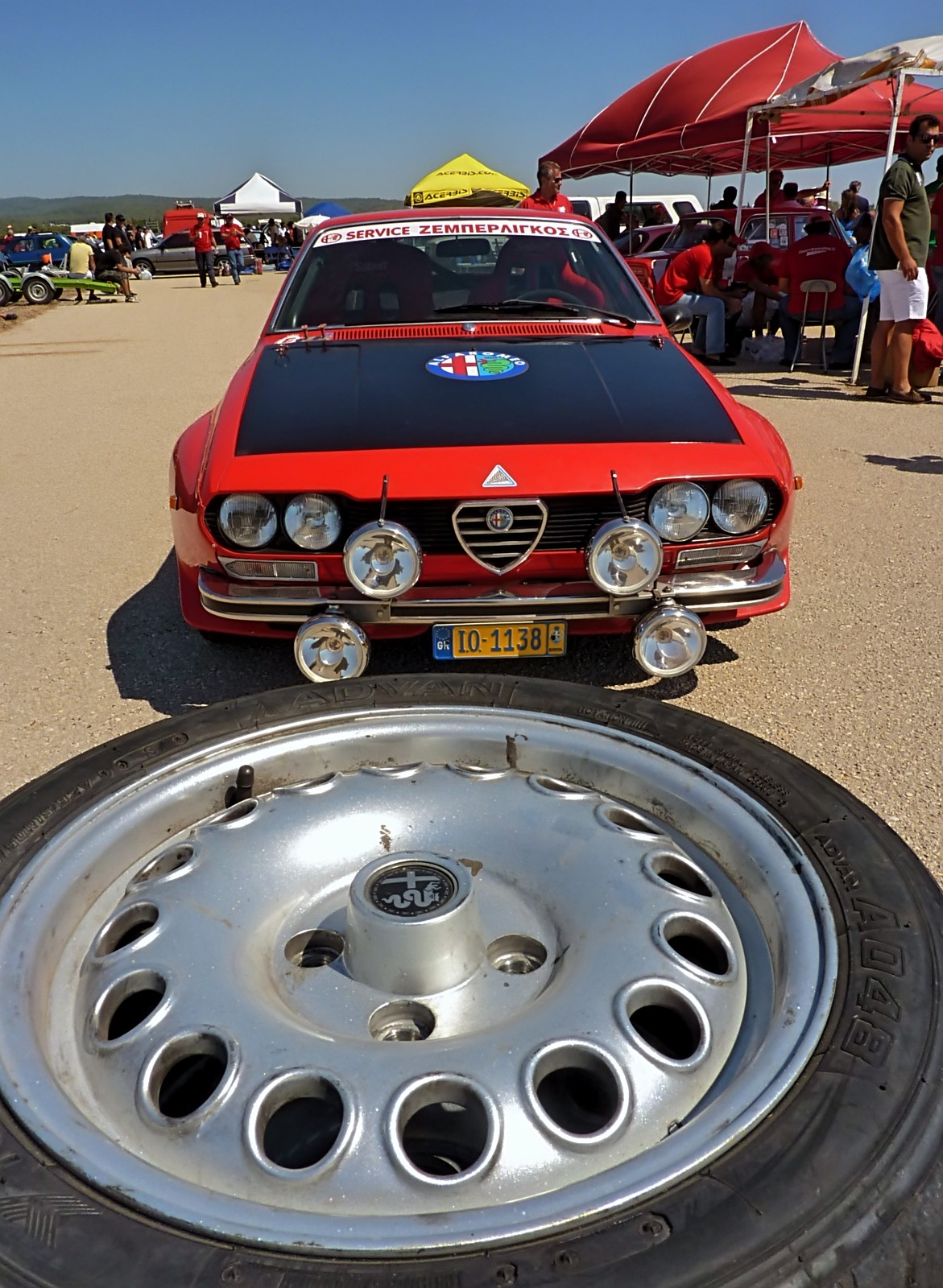 1974 Alfa Romeo Alfetta GT 1800 Group 2 (15)