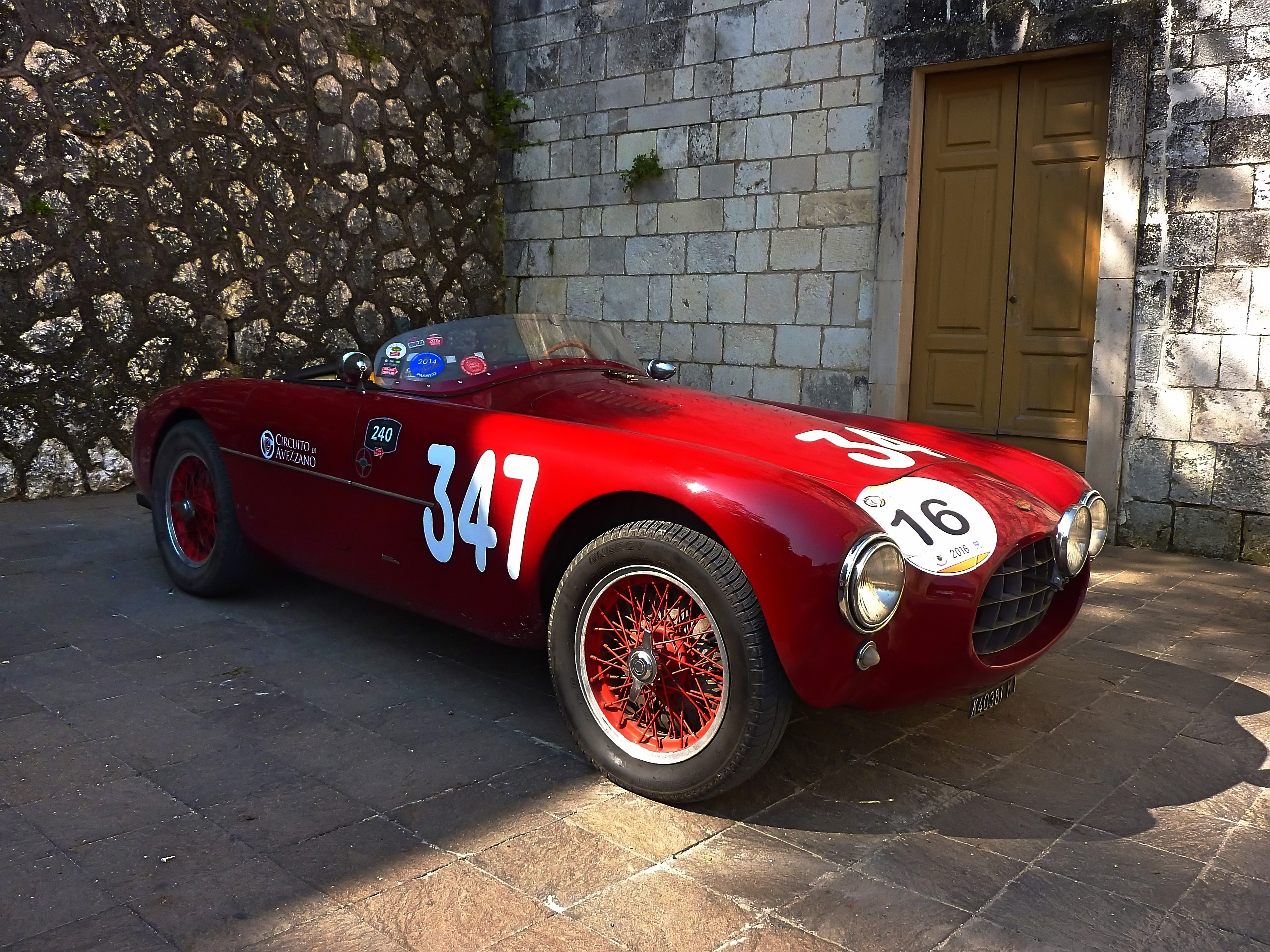 1952 Ermini 1100 Sport Internazionale by Motto (13)