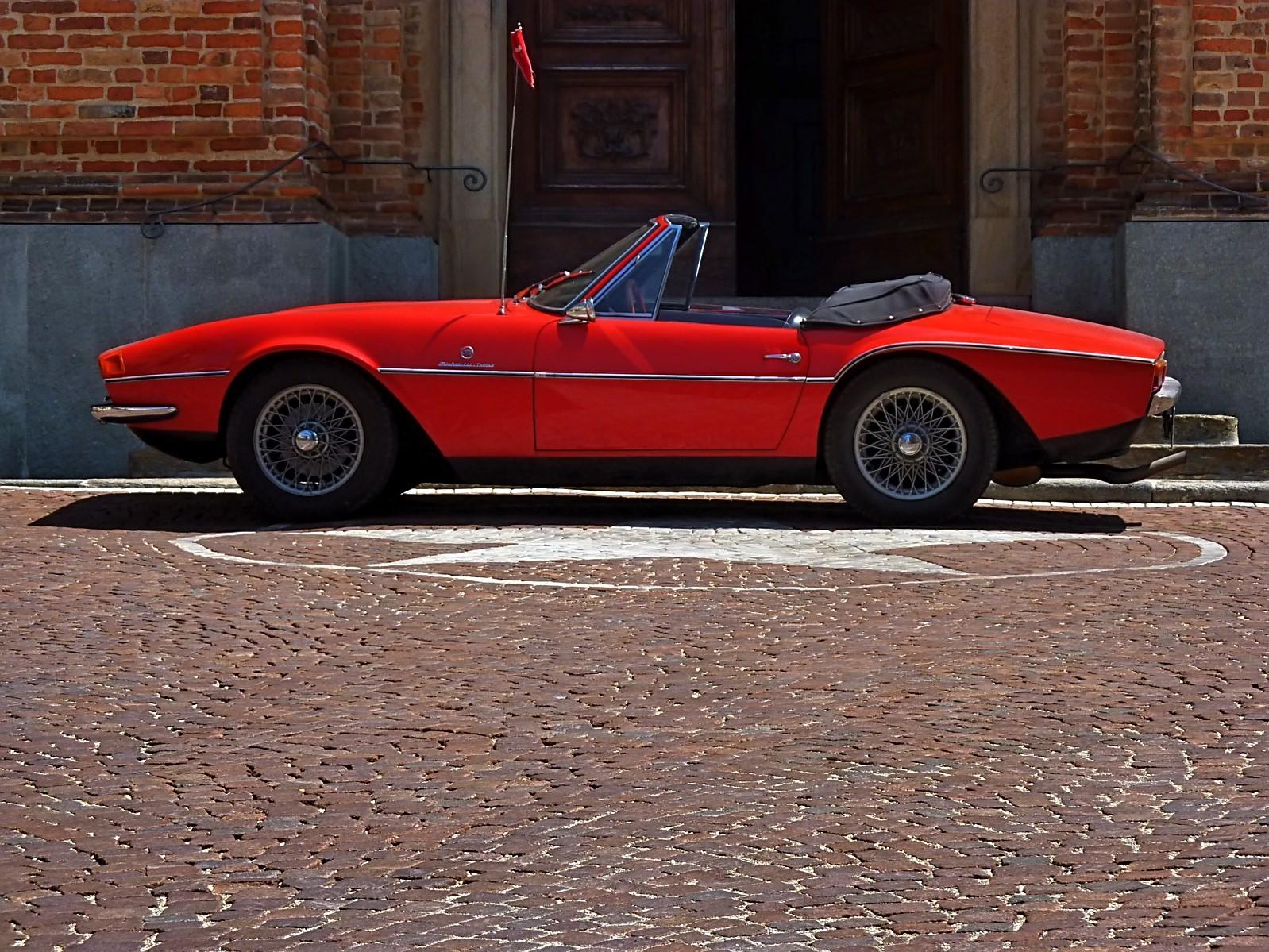 1968 Michelotti TR5 Ginevra Prototype (53)