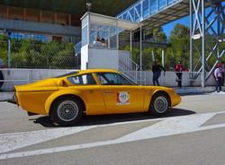1965 Abarth Simca 2000 GT Corsa Longnose (7)