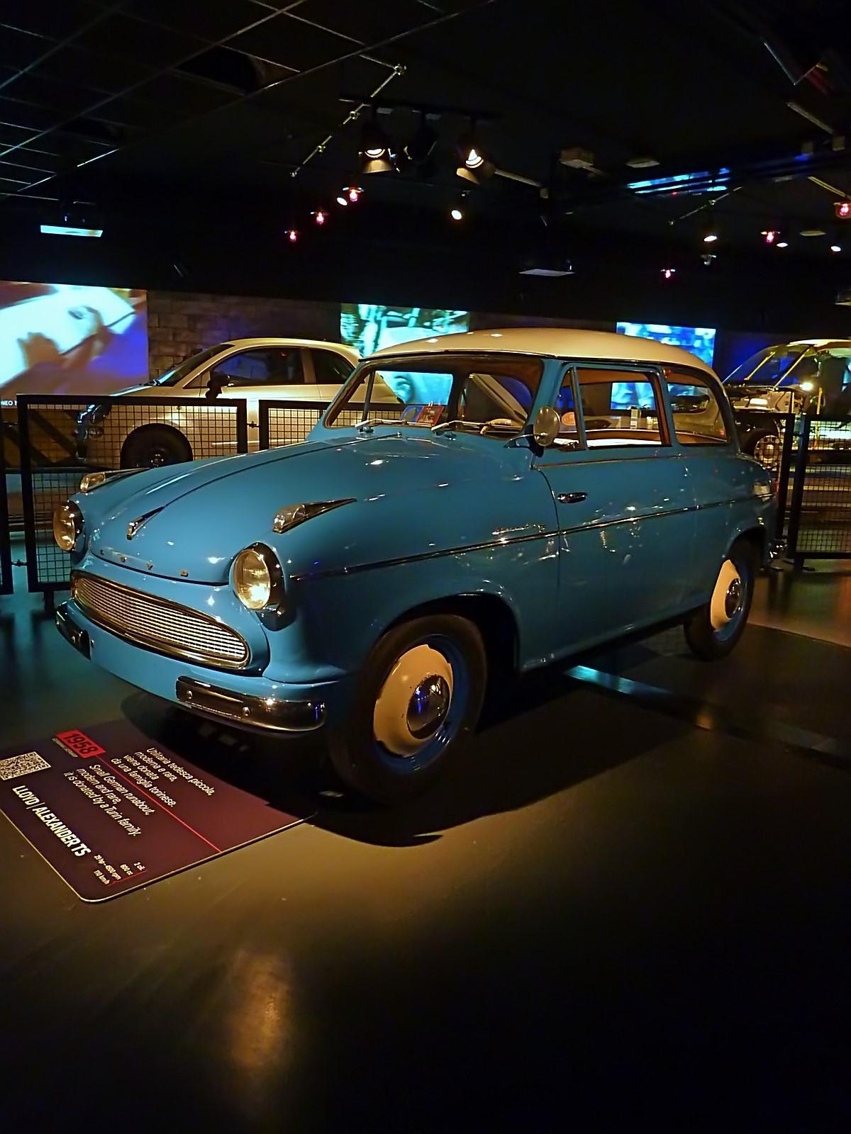 Museo Automobile Torino  (191)
