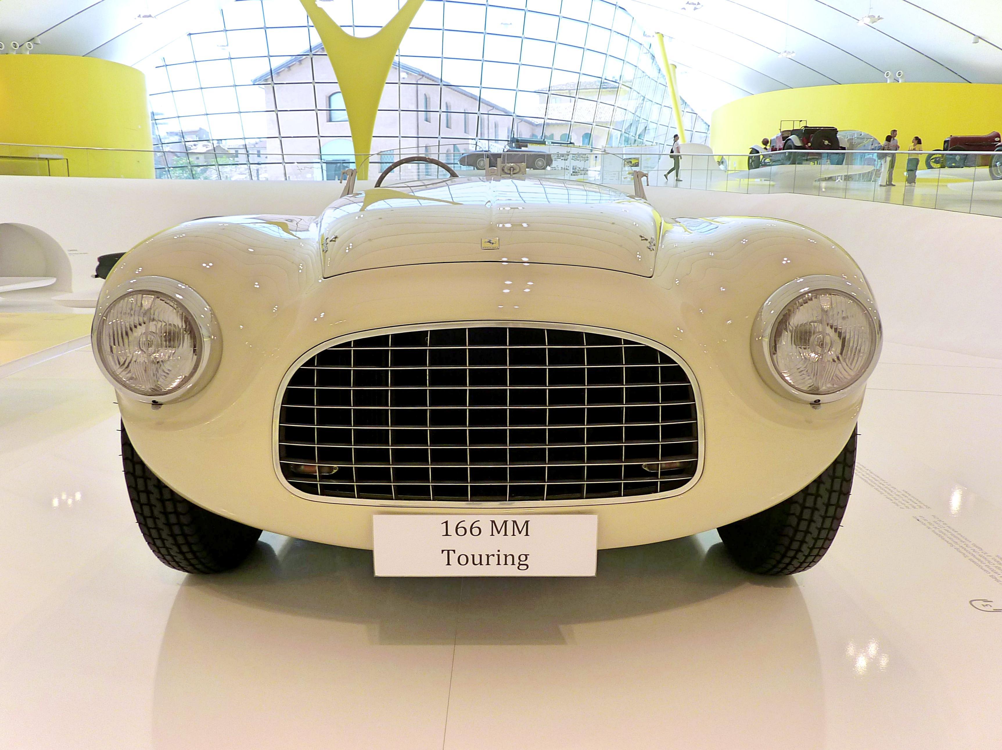 1948 Ferrari 166MM Barchetta Touring