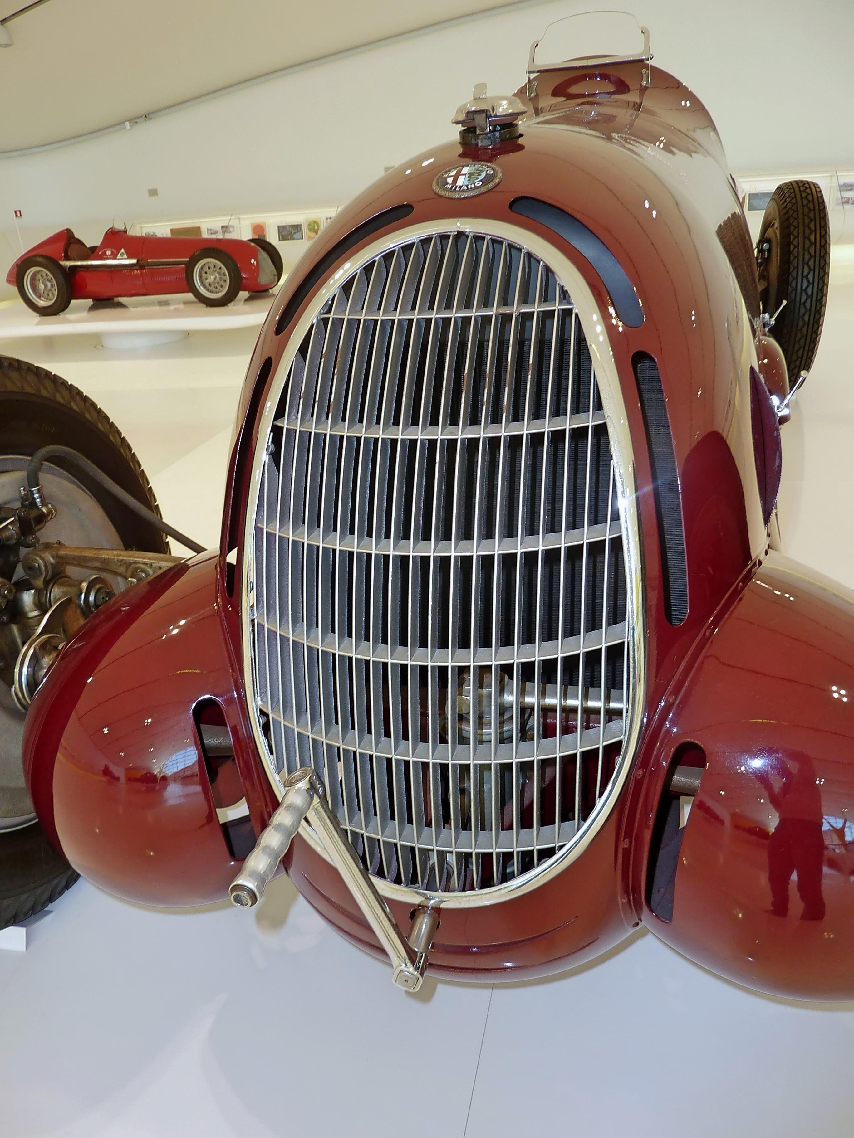 1936 Alfa Romeo Tipo 12C  (13)
