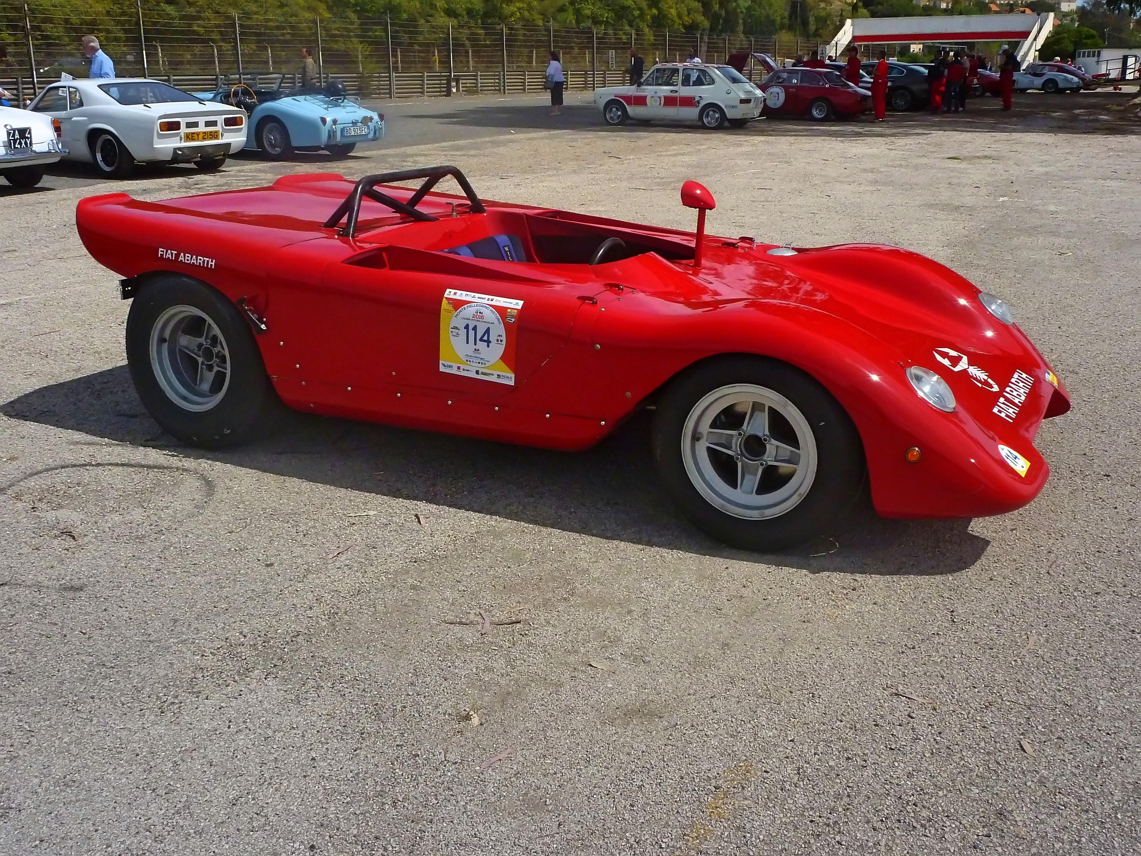 1971 Abarth 1300 SE 018 Biposto Cuneo (12)