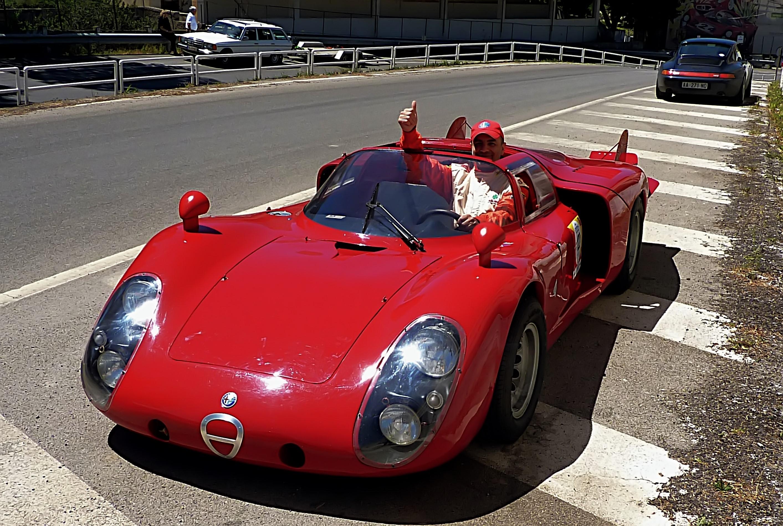 1968 Alfa Romeo T33-2 LeMans(Coda Lunga) (37)