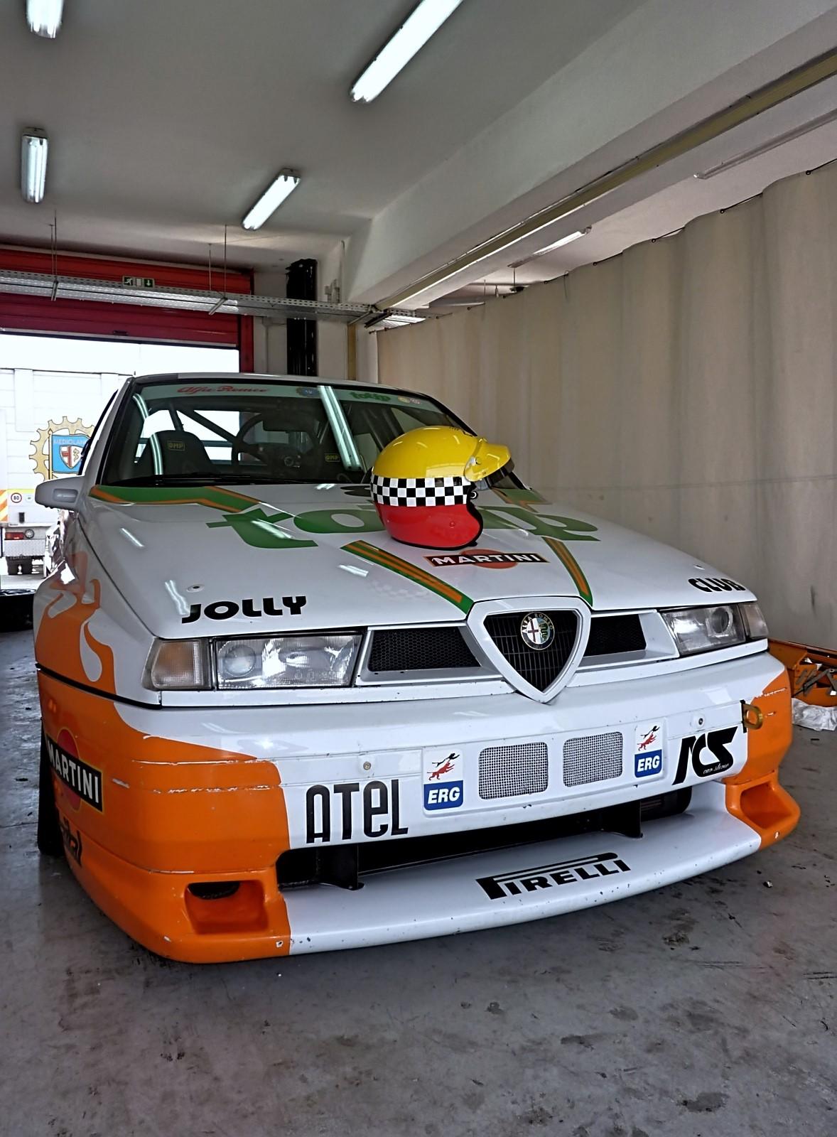1992 Alfa Romeo 155 GTA S1 (47)