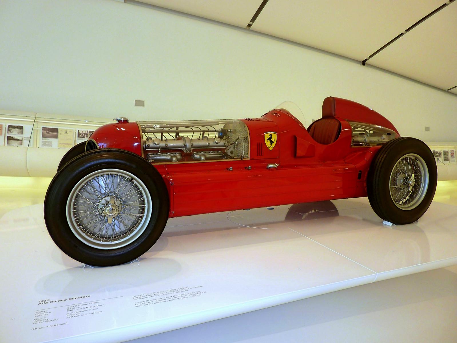 1935 Alfa Romeo 16C Bimotore (3)