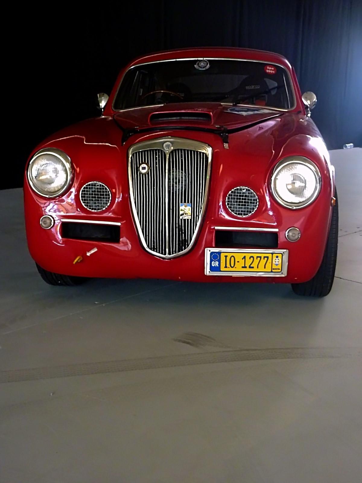 1953 Lancia Aurelia B24 ex L (3)