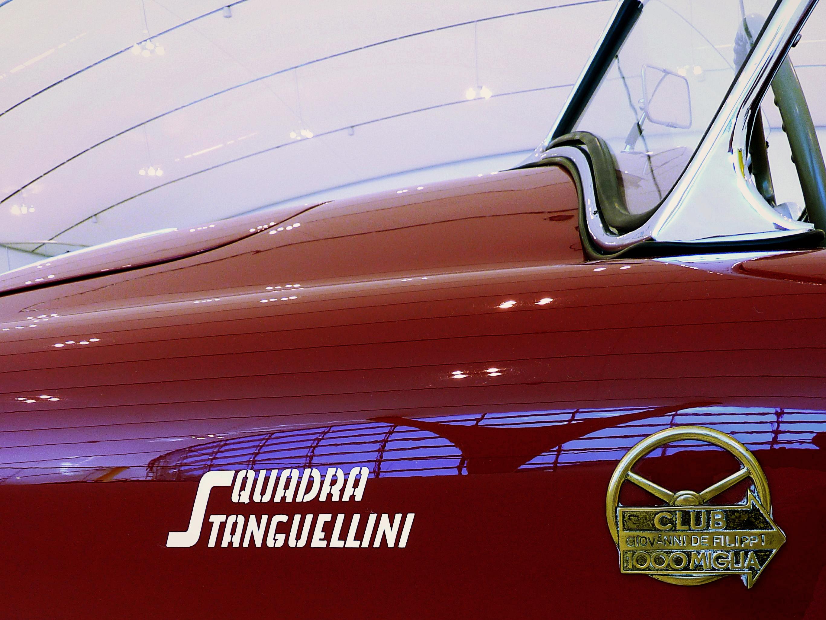 1943 Stanguellini 1100 Barchetta Alla d' Oro  (8)