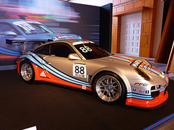 MARTINI Porsche 911 GT3 Cup 2013