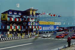 1967 Abarth OT 1300 pista di Pergusa