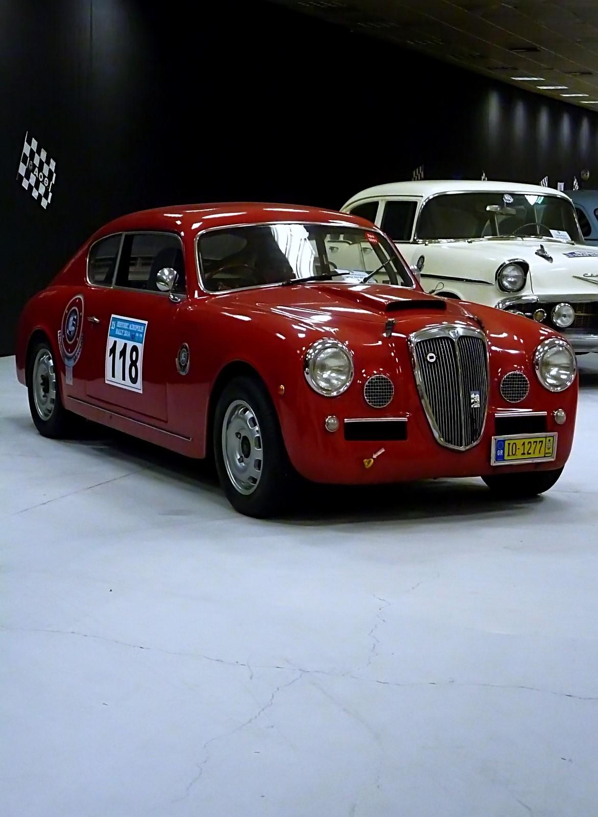1953 Lancia Aurelia B24 ex L (53)