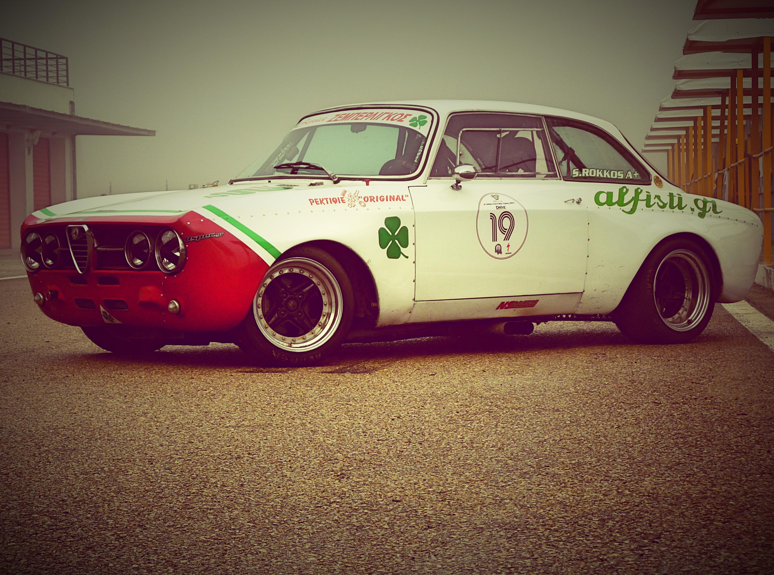 1971 Alfa Romeo 1750 Gtam S Rokkos