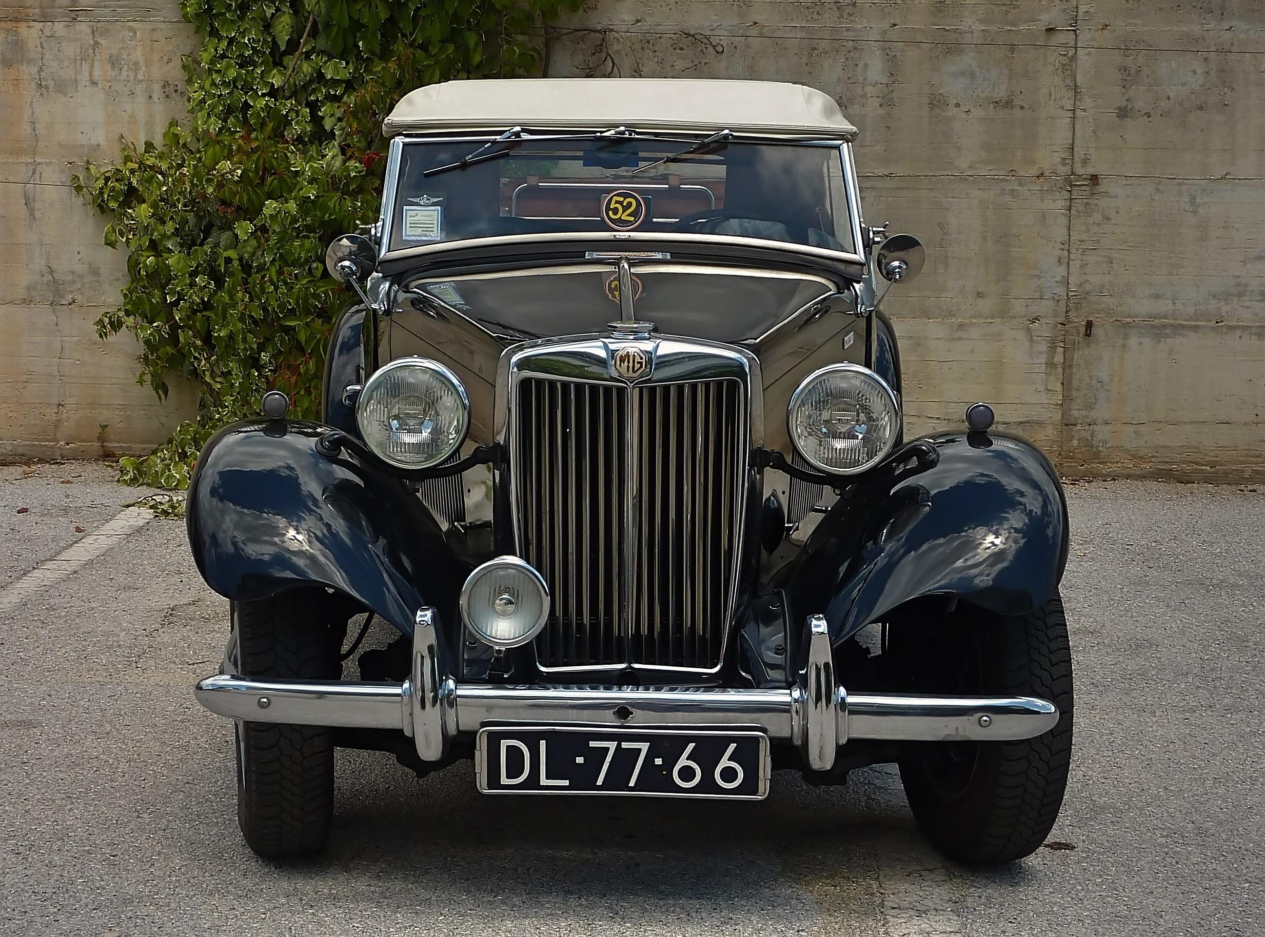 1953 MG TD Mk II (19)