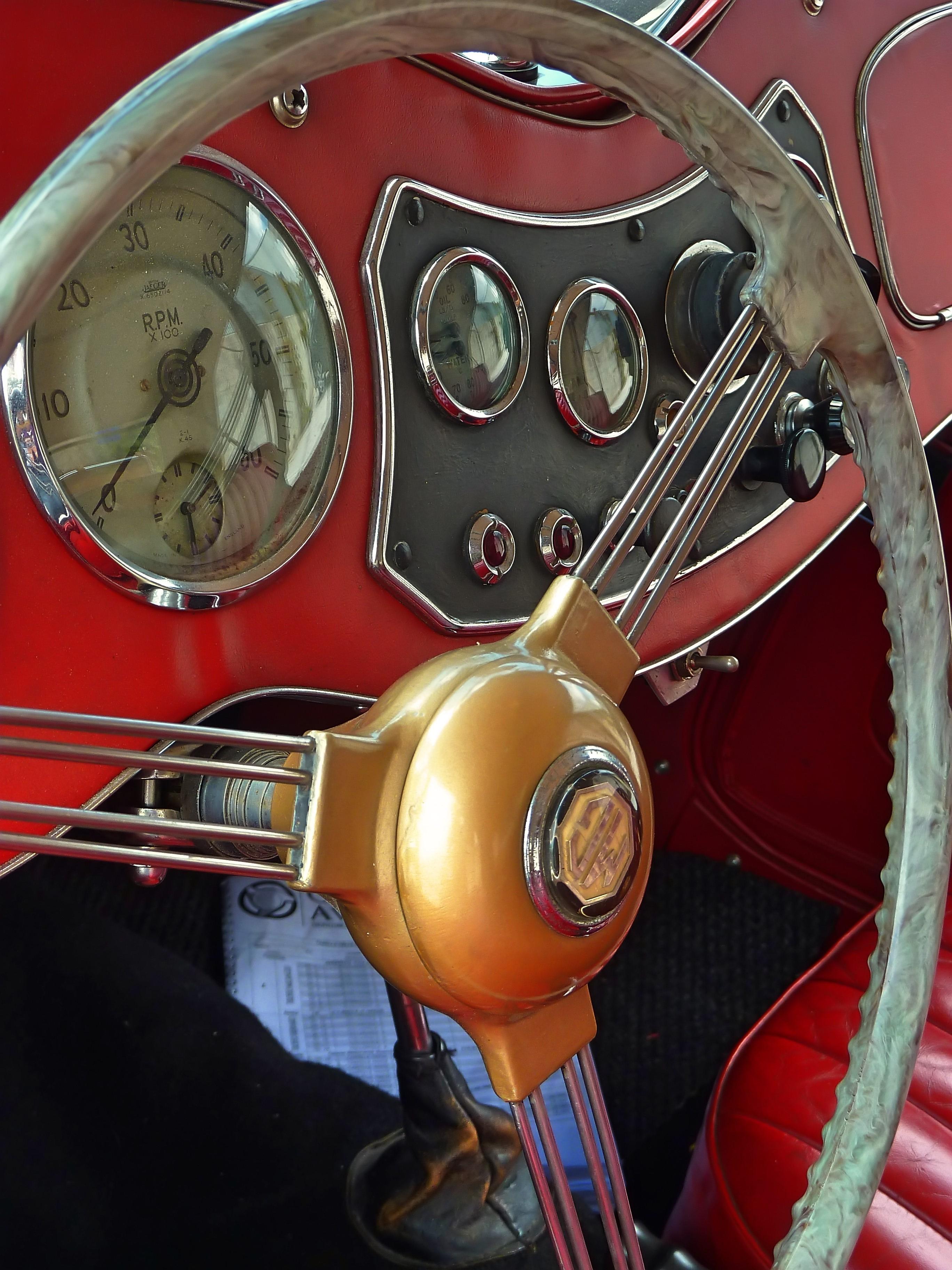 1953 MG TD Mk II (3)