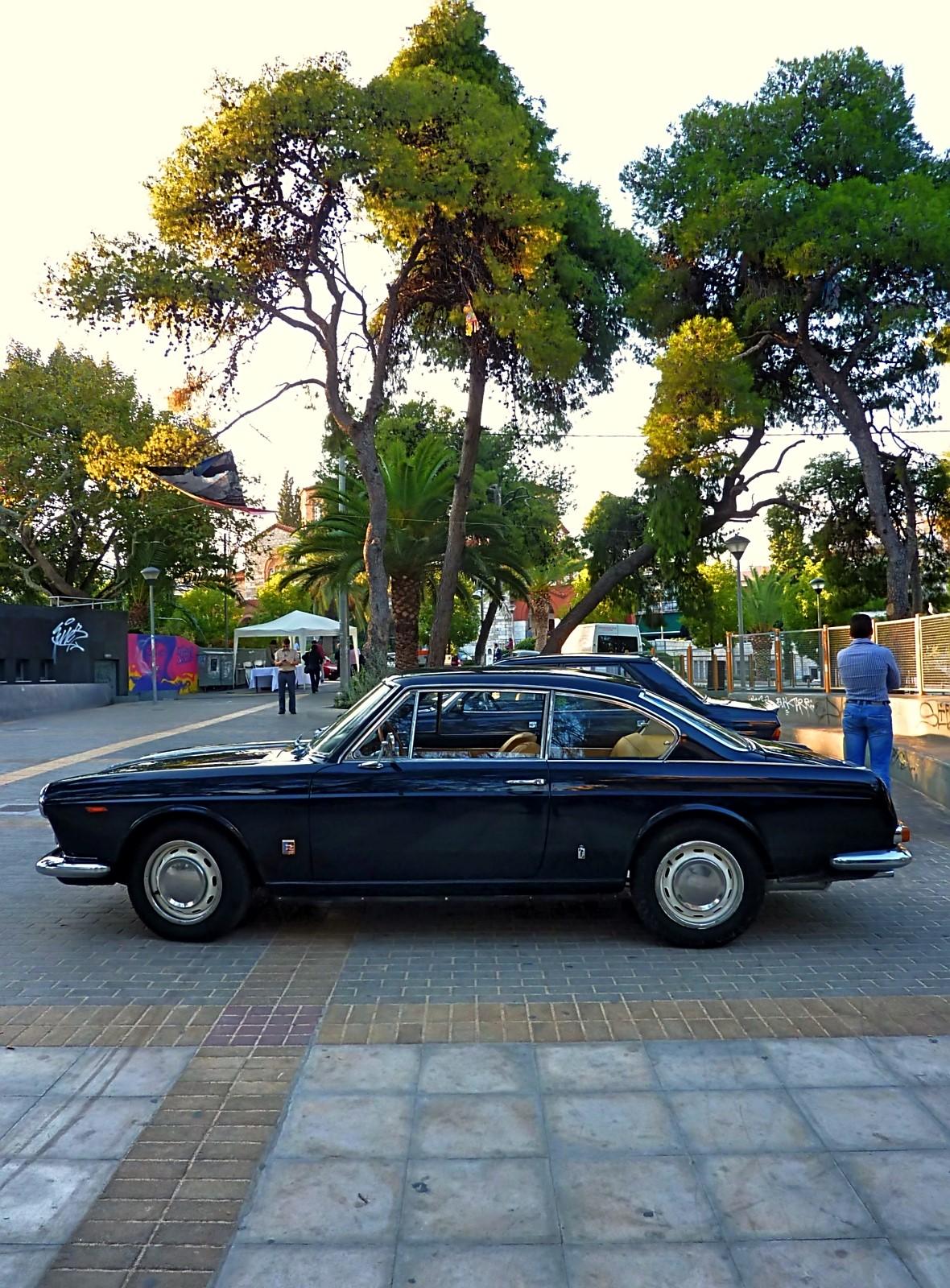 1968 Lancia Flavia PF Iniezione (26)