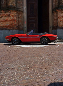 1968 Michelotti TR5 Ginevra Prototype (52)
