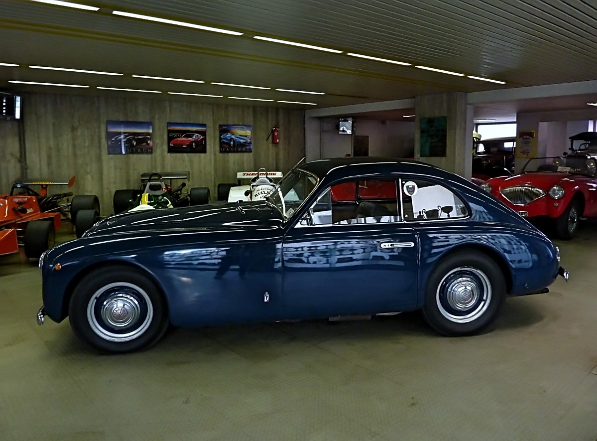 1946 Maserati A6 1500 GT 3C Pinin Farina Berlinetta (3)