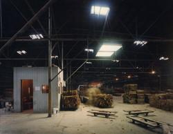 Preparing for Market, Big Burley #2, Asheville, NC (11-83)