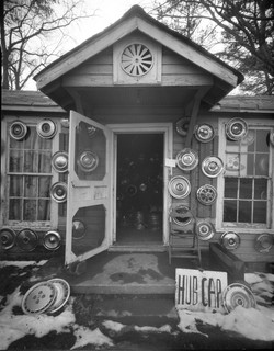 The Hub Cap Barn, Raleigh, NC (2-84) #2