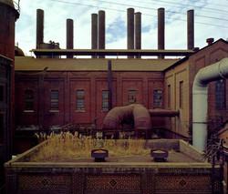 Blowing Engine House, Sloss Furnaces, Birmingham, Ala. (11-74)
