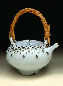 Don Davis, teapot