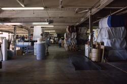 Interior, Asheville Cotton Mill (9-88)