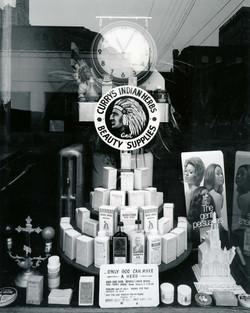 Barbershop, Eagle Street, Asheville, NC (11-80)