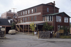Earle-Chesterfield Mill, Asheville, NC (9-88)