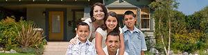 Счастливая семья после сотрудничество с адвокатом по разводам в Ногинске Электростали